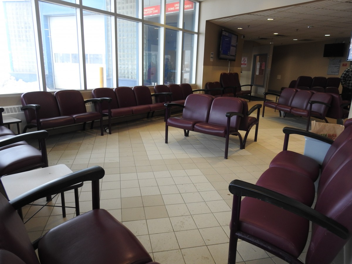 ER Waiting Area